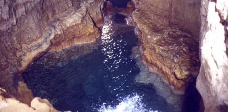 The Grotte di Falvaterra Caves