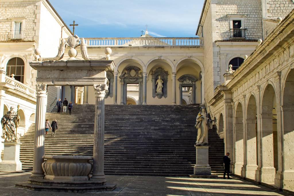 Abbazia di Montecassino la prima risposta a cosa vedere vicino a Pastena